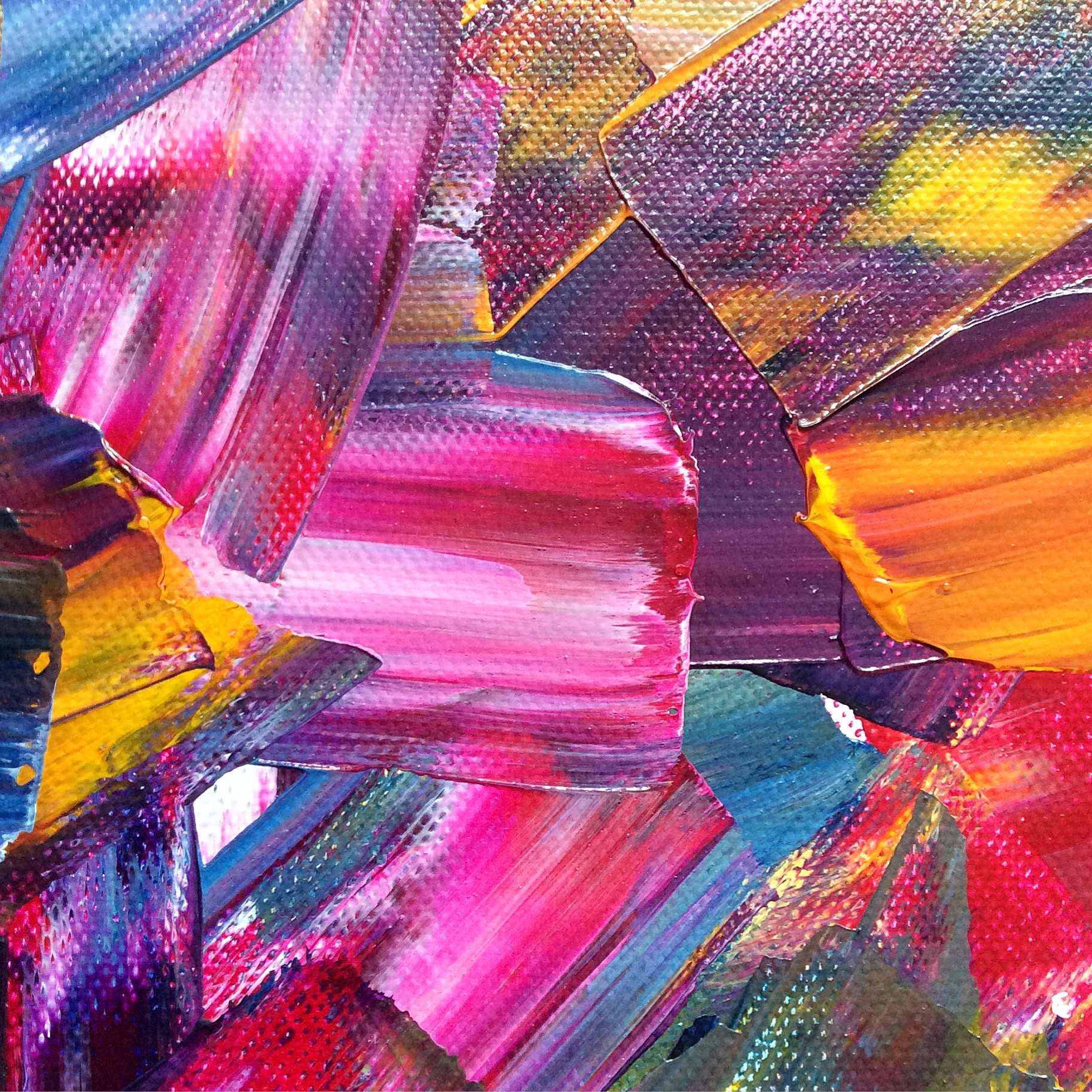 Colorful Abstract Artist Sofia Butella